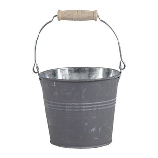 Bob Bucket Old Grey D10H9