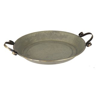 Roman Tray Round Natural D40.5H4