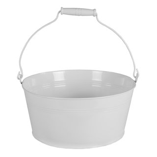 Scott PC Low Bucket White D27H13